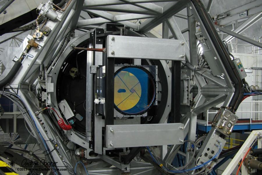 Launch Telescope