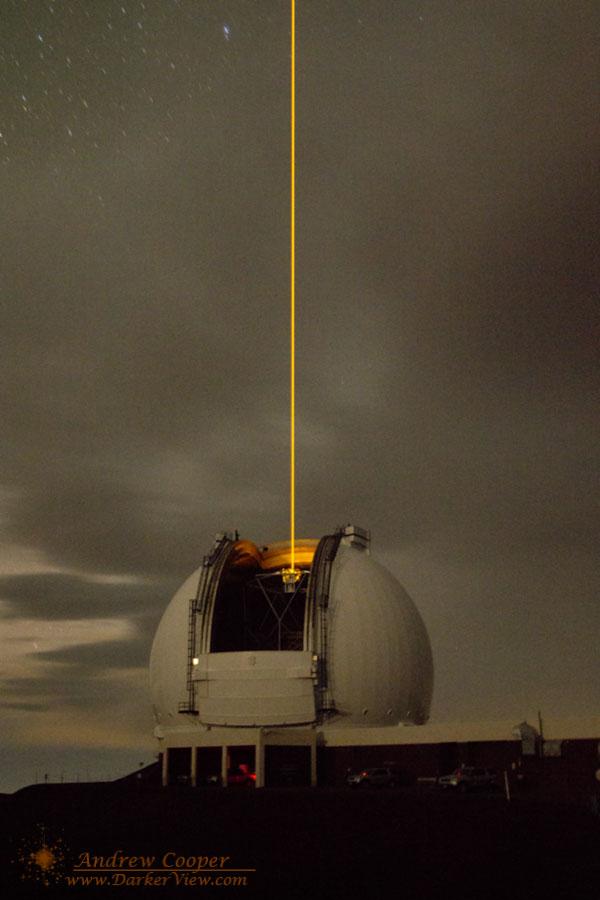 Keck 1 Laser Engineering