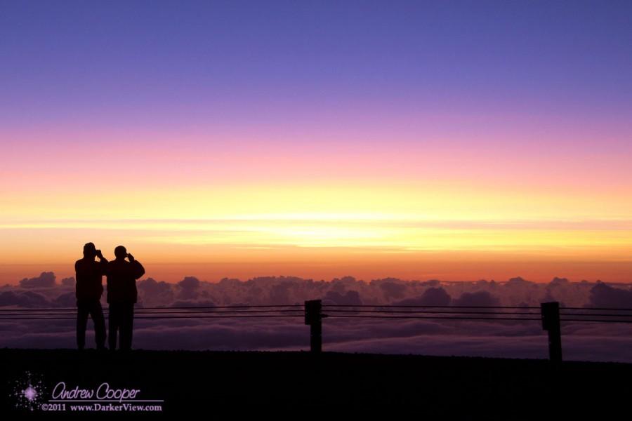 Watching the Dawn