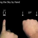 Angular Size by Hand