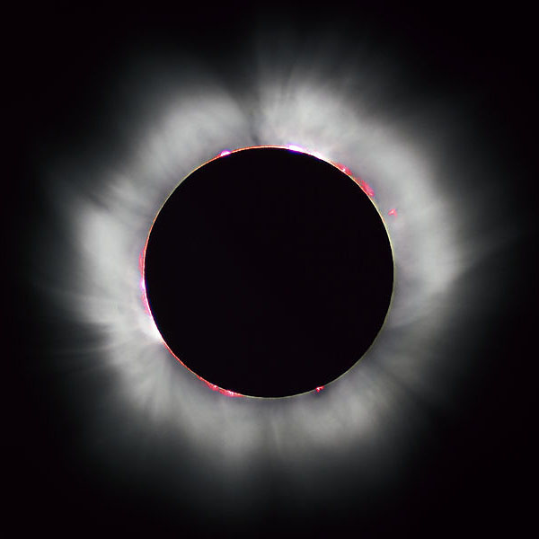1999 Total Solar Eclipse