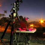 A Driveway Telescope