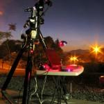A Driveway Telescope