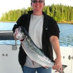 A Silver Salmon