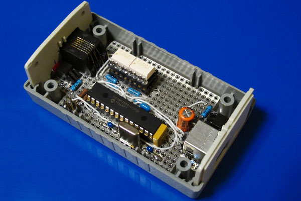 USB to ST-4 Guiding Port