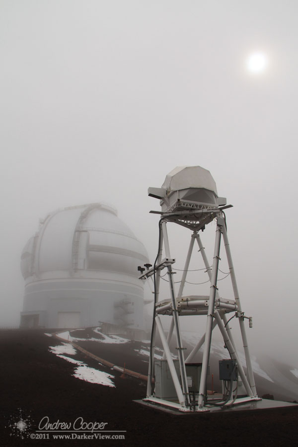Weather Tower