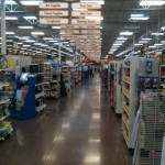 Fred Meyers Aisles