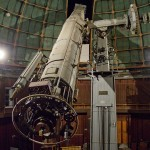 "The 36"" refractor at Lick Observatory"