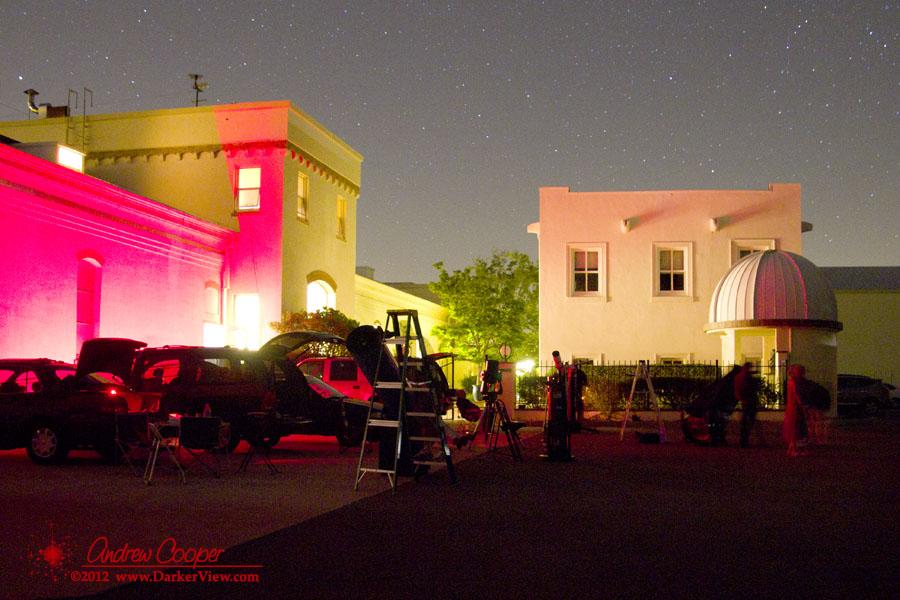 Small telescopes at Lick