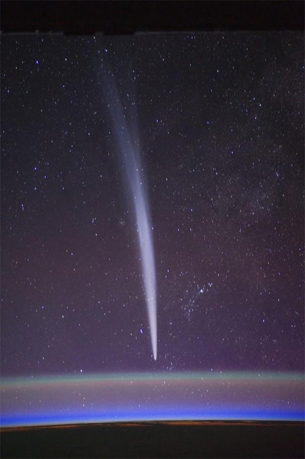 Comet C/2011 W3 Lovejoy