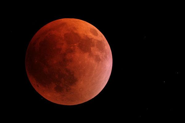 Total Lunar Eclipse 28Aug2007