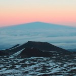 The Shadow of Mauna Kea