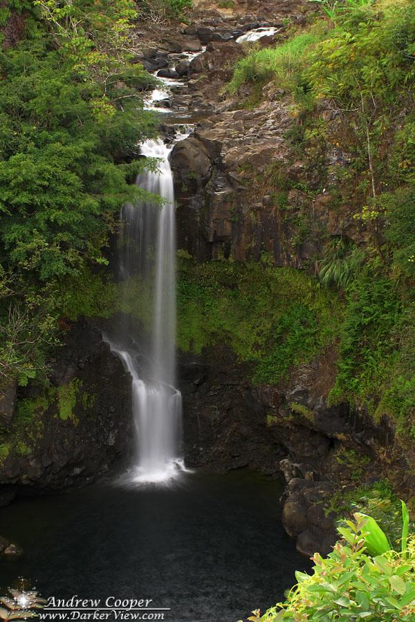 Hamakua Waterfall
