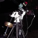 iOptron ZEQ25 & TeleVue-76