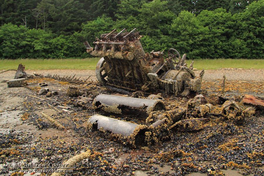 Wreck of the Anna Baron