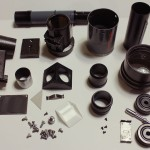Celestron Cometron in Parts