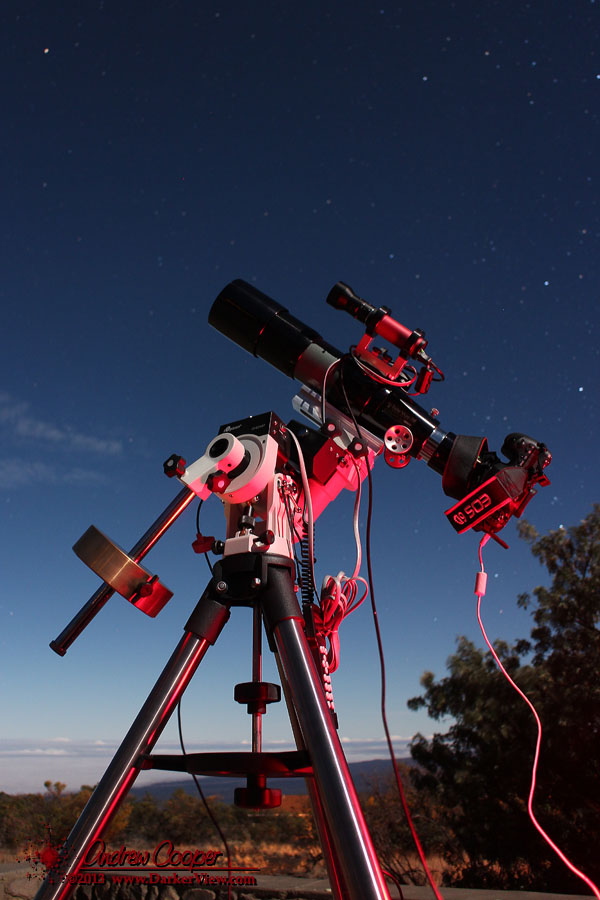 The Astrophoto Rig