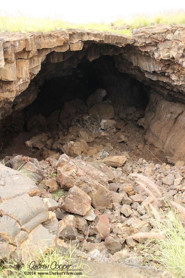 Goat House Lava Tube