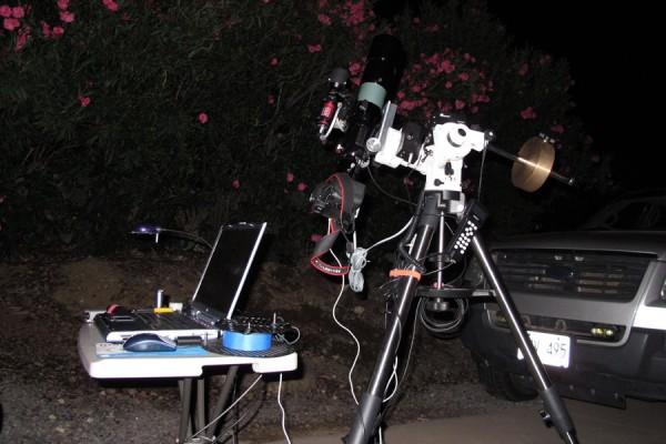 Astrophoto Setup