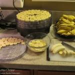 Prepping Bananas