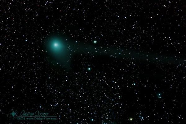 Comet C/2014 E2 Jacques