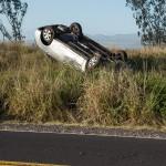 Waikoloa Road Wreck
