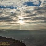 Sunrise over the Caldera