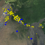 Kilauea Seismic Data 20150502