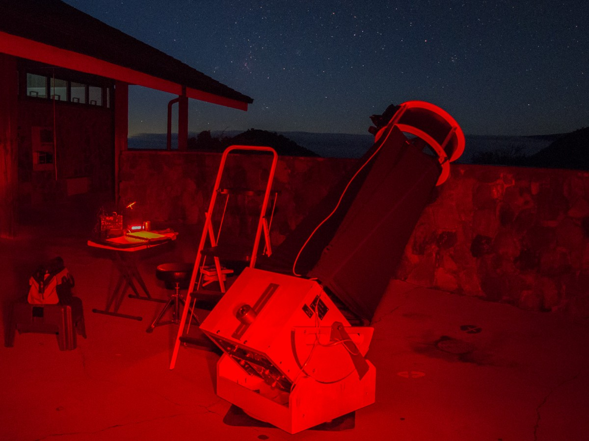Mauna Kea Observing