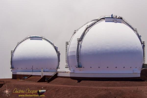 Keck Domes