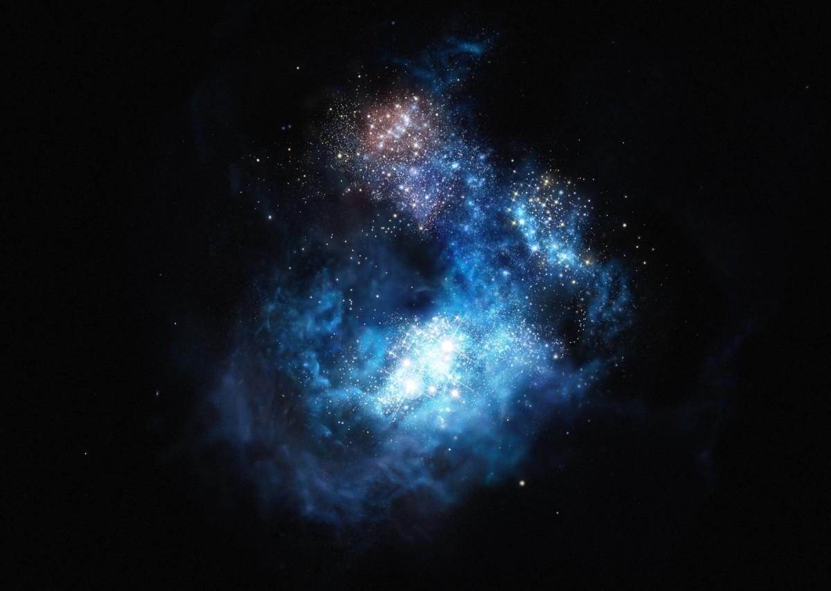 Early Galaxy