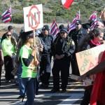 Mauna Kea Protest