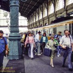 Paris Norde Train Station