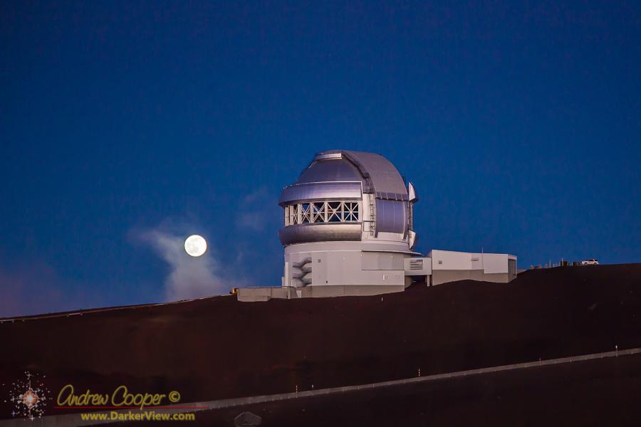 Gemini Moonrise