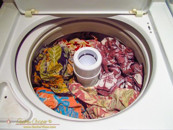 A Washer Full of Aloha