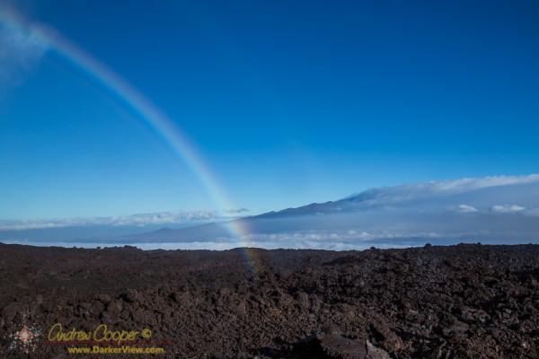 Mauna Kea and Fogbow