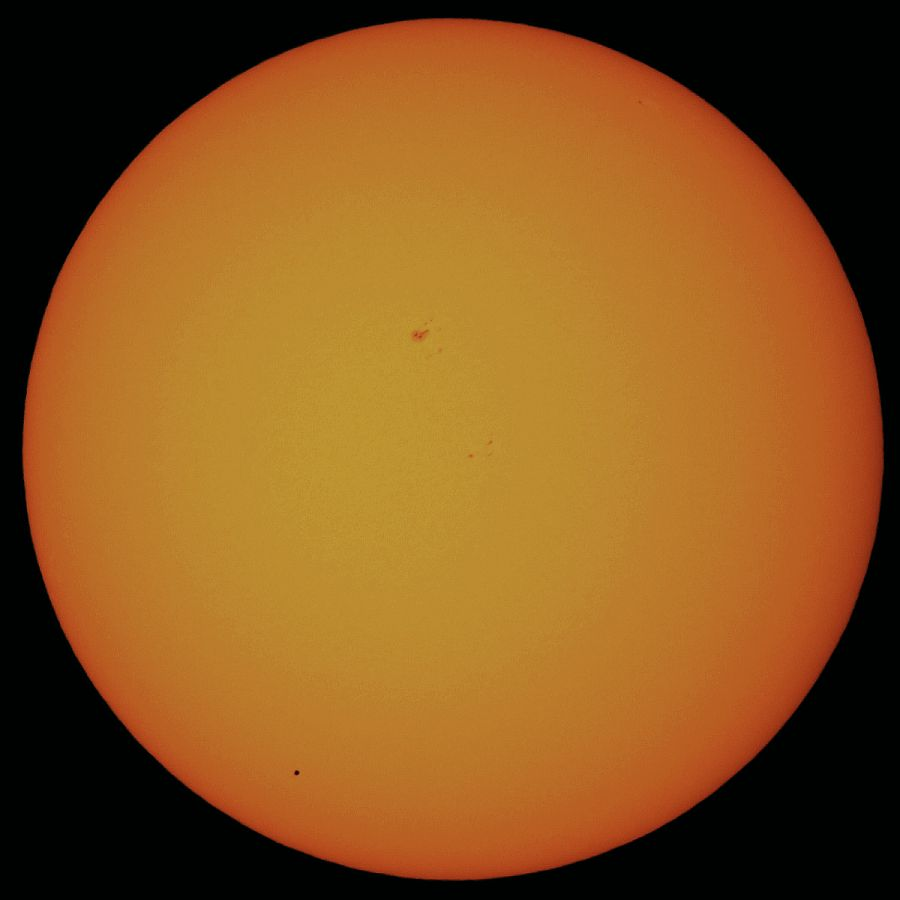 Mercury Transit 9May2016