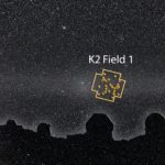 Image montage showing the Maunakea Observatories, Kepler Space Telescope, and night sky with K2 Fields and discovered planetary systems (dots) overlaid. Credit: Karen Teramura/IFA , Miloslav Druckmüller, NASA