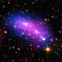 Galaxy cluster MACS J0416