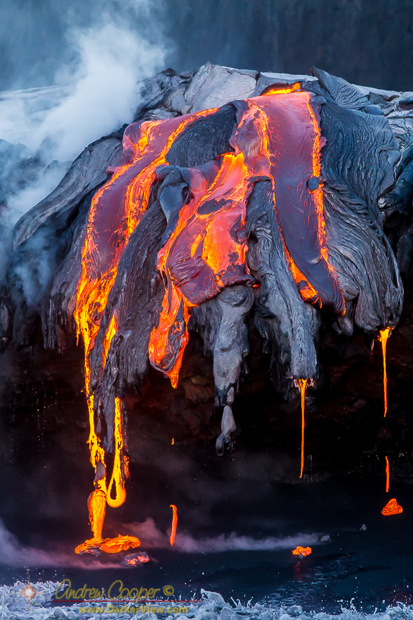 Lava Entry