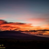Sunset over Hualālai