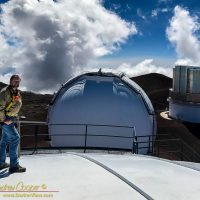 On the Keck 2 Dome