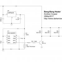 Bang Bang Heater Schematic