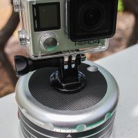 Pano Head and GoPro