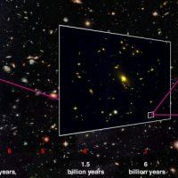 MACS1423-z7p64 galaxy