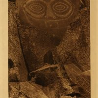Tsagaglalal or She-Who-Watches, image by Edward Curtis
