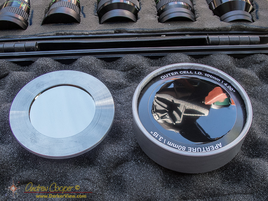 Two Solar filters
