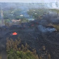 USGS Leilani Eruption, 5 May, 2018