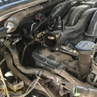 Replacing an EGR valve on the 2006 Explorer