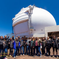 Andrea Ghez and the UCLA Galactic Center Group